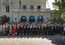 First day of the 8th Yalta Annual Meeting of YES